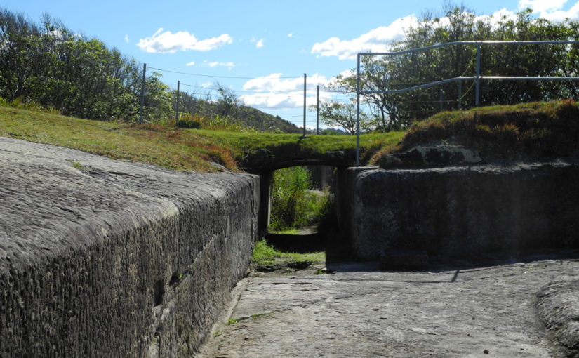 Middle Head Bunkers – Ten years on