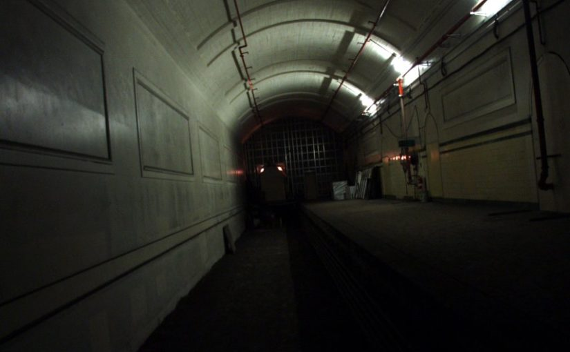 The hidden tunnels of St James Station, Sydney
