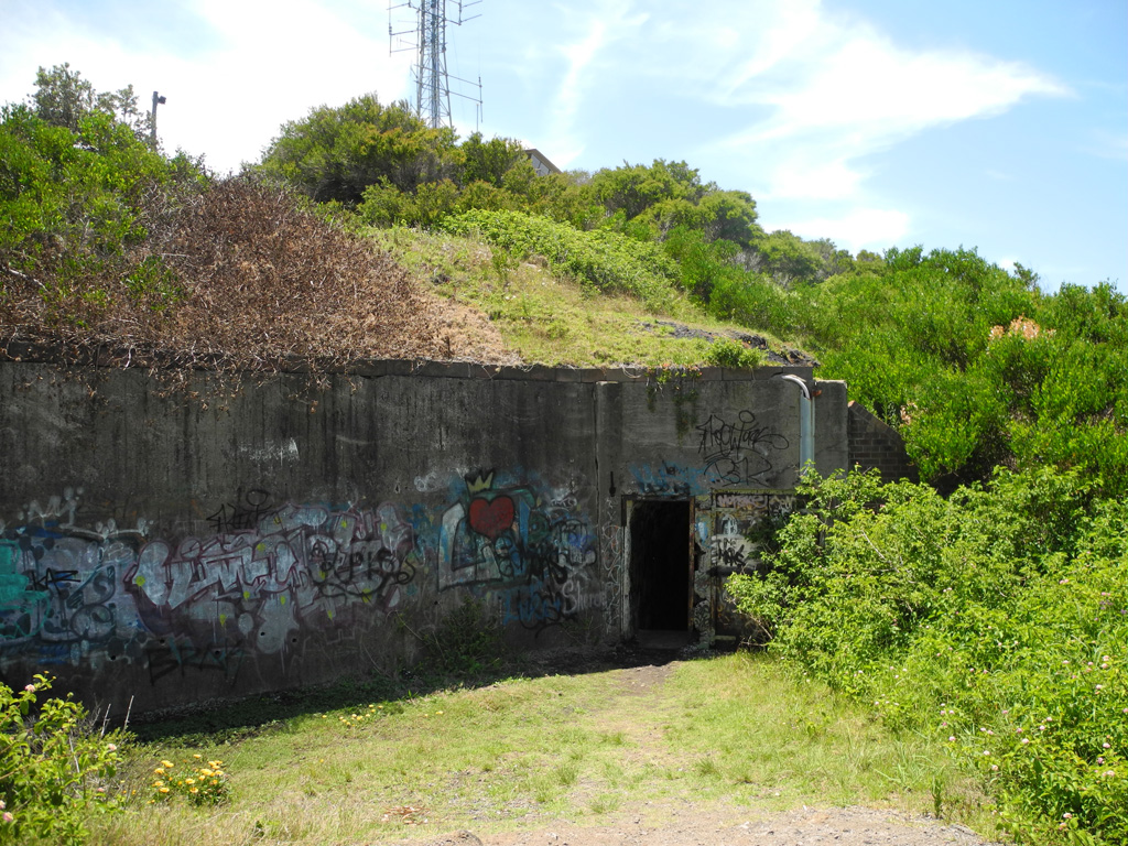 Port Kembla Bunkers 147