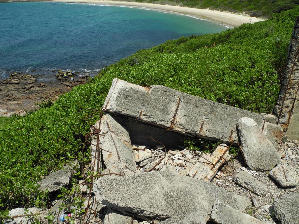 Port Kembla Bunkers 198