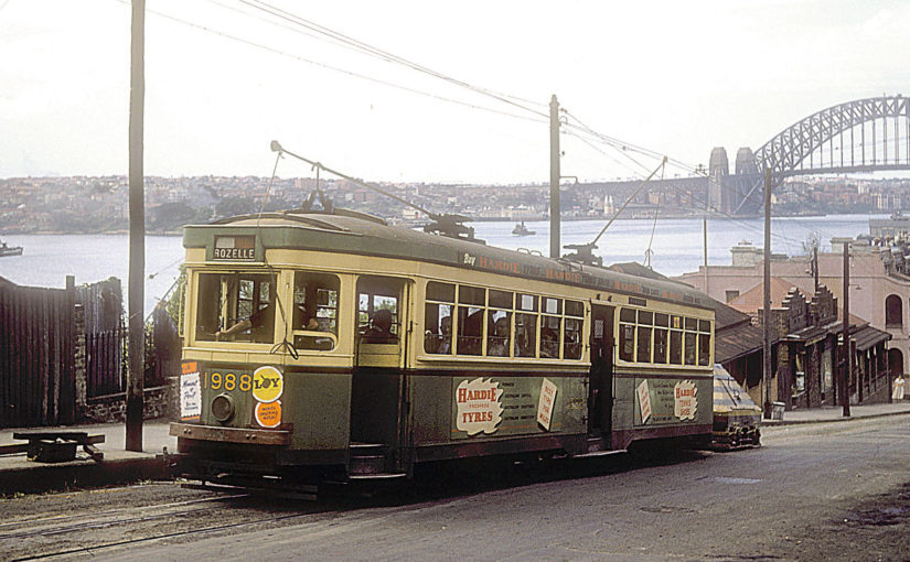 What happened to Sydney's old tram tunnels?
